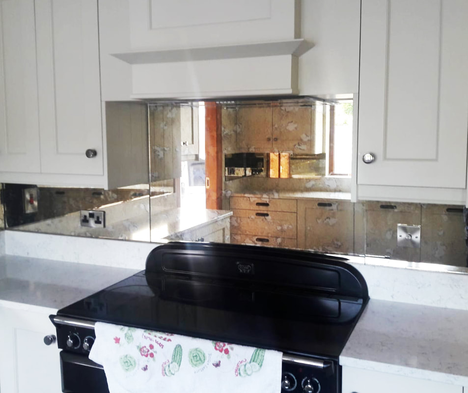 Kitchen splashback Tipperary